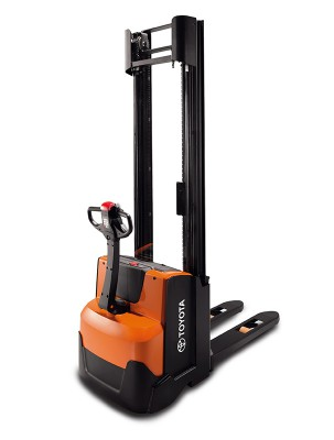 BT Staxio SWE120S Walkie Stacker Trucks for Hire Perth