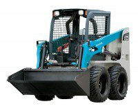 Skid Steer Loader Models 320kg to 900kg for Hire Perth