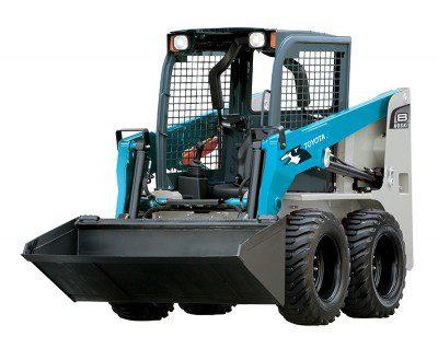 Skid Steer Loader Models 320kg to 900kg for Hire Perth