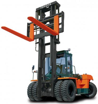 Toyota 4_Series 10.0-24.0 tonne Capacity Forklift