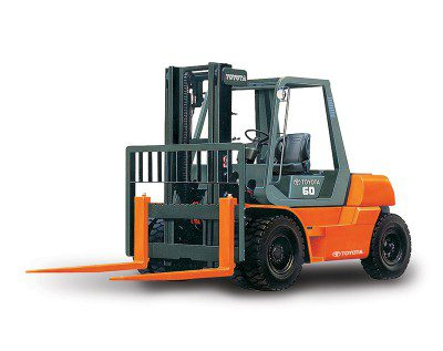 Toyota 5-7_Series 6.0-8.0 tonne Capacity Forklifts Perth