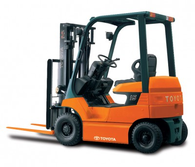 Toyota 7FB 1.0-3.5 Tonne Capacity 4-wheel forklifts for Hire Perth