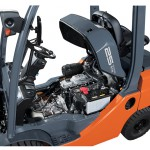 Toyota 8_Series 1.0-3.5 Tonne Capacity Forklift Engine
