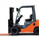 Toyota 8_Series 1.0-3.5 Tonne Capacity Forklift Perth