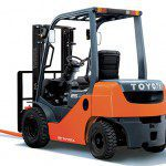 Toyota 8_Series 1.0-3.5 Tonne Capacity Forklift Perth WA