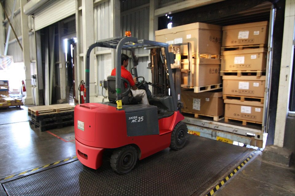 forklift height - forklift for hire Perth
