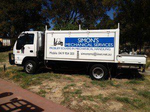 simons services